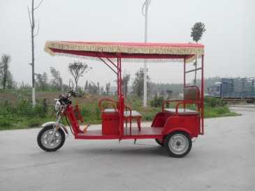 Foto: Sells Carro ASIA - CAR CLINIC - ELECTRIC RICKSHAW MANUFACTURERS-E RIC